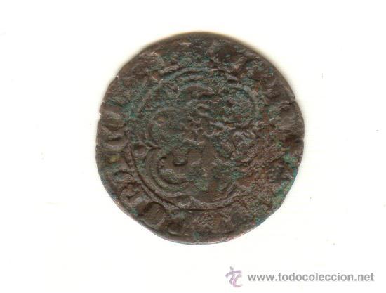 BLANCA DE ENRIQUE III (1390-1406) CECA DE TOLEDO (Numismática - Medievales - Castilla y León)