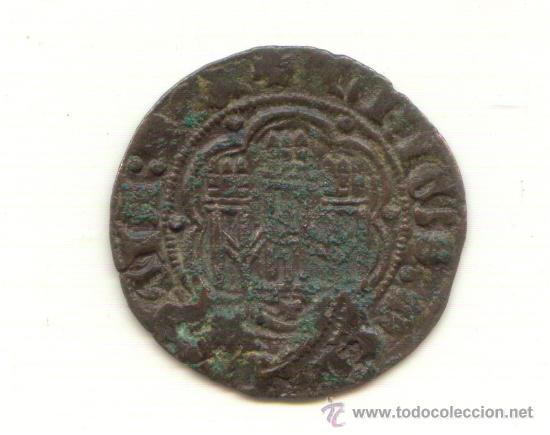Monedas medievales: BLANCA DE ENRIQUE III (1390-1406) CECA DE TOLEDO - Foto 2 - 25917077