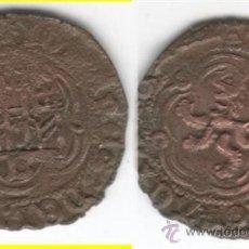 Monedas medievales: CASTILLA: JUAN II BLANCA BURGOS AB-624 (10). Lote 27395414