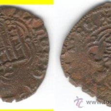 Monedas medievales: CASTILLA: JUAN II BLANCA BURGOS AB-624 (11). Lote 27395416