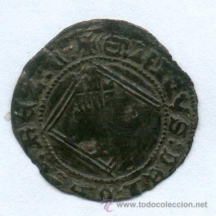 ENRIQUE IV (Numismática - Medievales - Castilla y León)