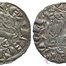 Monedas medievales: *** MAGNIFICO Y ESCASO NOVEN DE ALFONSO X