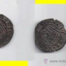 Monedas medievales: CASTILLA: ENRIQUE IV BLANCA ROMBO CUENCA AB-831-2. Lote 30574212
