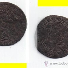 Monedas medievales: CASTILLA: ENRIQUE IV CUARTILLO SEVILLA AB-755. Lote 30574244