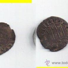Monedas medievales: CASTILLA: ENRIQUE III CORNADO SEVILLA AB-593. Lote 30574280