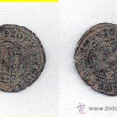 Monedas medievales: JUAN II BLANCA BURGOS AB-624. Lote 30574308