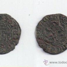 Monedas medievales: CASTILLA: JUAN II BLANCA SEVILLA AB-628. Lote 30574359