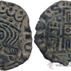 Monedas medievales: *** MUY BONITO Y ESCASO CORNADO DE ALFONSO XI LEÓN L&* ***. Lote 30598802
