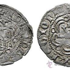 JUAN II DE CASTILLA Y LEÓN 1430-54 EBC/EBC+ BLANCA SEVILLA