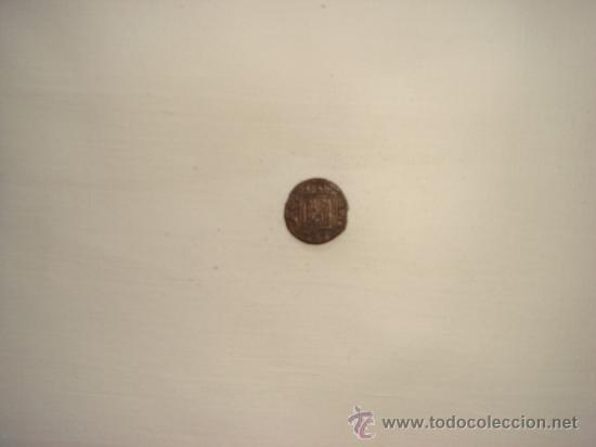Monedas medievales: OBOLO DE LEON, EPOCA ALFONSO X EL SABIO, SIGLO XIII, CECA DE LEON - Foto 2 - 32947858