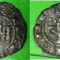 Monedas medievales: MARAVEDI PRIETO 1252-1284 AB.277.1 ALFONSO X MBC+ VE CRECIENTE HACIA ABAJO. . Lote 36563705