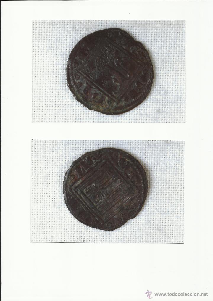 OBOLO DE LEON, EPOCA ALFONSO X EL SABIO, SIGLO XIII, CECA DE LEON (Numismática - Medievales - Castilla y León)