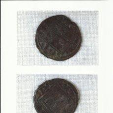 Monedas medievales: OBOLO DE LEON, EPOCA ALFONSO X EL SABIO, SIGLO XIII, CECA DE LEON. Lote 32947858