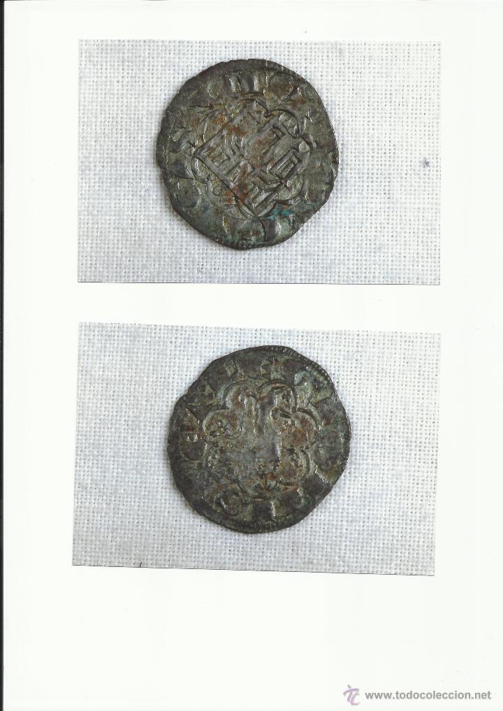 NOVEN DE LEON, EPOCA ALFONSO X EL SABIO, SIGLO XIII CECA DE LEON (Numismática - Medievales - Castilla y León)