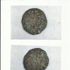 Monedas medievales: NOVEN DE LEON, EPOCA ALFONSO X EL SABIO, SIGLO XIII CECA DE LEON. Lote 32947881
