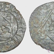 Monedas medievales: ESPAÑA. BLANCA ROMBO DE ENRIQUE IV. CUENCA. Lote 40892378