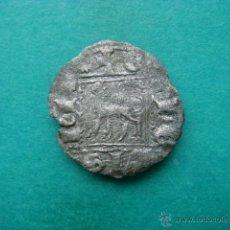 Monedas medievales: DINERO MEDIEVAL. NOVEN ALFONSO XI. SEVILLA. Lote 41556985