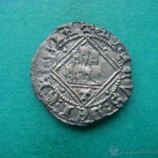 Monedas medievales: DINERO MEDIEVAL. ENRIQUE IV. TOLEDO. Lote 41557296