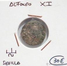 Monedas medievales: ALFONSO XI- CORNADO - SEVILLA. Lote 70464603