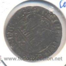 Monedas medievales: MONEDA DE ENRIQUE IV 1/2 CUARTILLO !!ATENCION! TOLEDO CON T BAJO EL CASTILLO. Lote 42328763