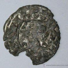 Monedas medievales: DINERO DE VELLON JAIME I EL CONQUISTADOR - CRUZ PATRIARCAL - ARAGON 1158-1214. Lote 42415441