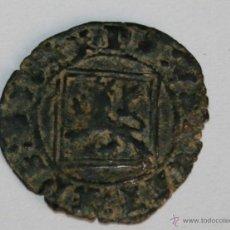Monedas medievales: ENRIQUE IV - BLANCA DE ROMBO - 1454-1474 - M2. Lote 42448009