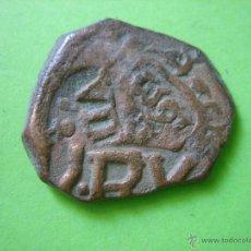 Monedas medievales: MONEDA MEDIAVAL RESELLADA. Lote 43320101