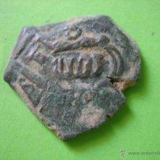 Monedas medievales: MONEDA MEDIAVAL RESELLADA. Lote 43320109