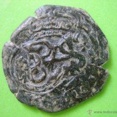 Monedas medievales: MONEDA MEDIAVAL RESELLADA. Lote 43352920