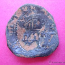 Monedas medievales: MONEDA MEDIAVAL RESELLADA. Lote 43366232