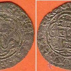 Monedas medievales: 53--MONEDA BLANCA DE ENRIQUE III-AÑO 1390 --MBC. Lote 44289678