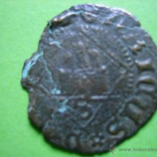 Monedas medievales: 1.MONEDA MEDIAVAL VELLON. CECA SEVILLA. Lote 47252890