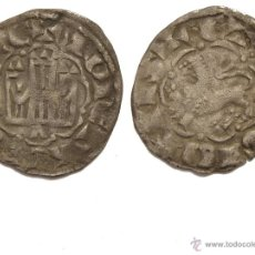 Monedas medievales: NOVEN DE ALFONSO X (1217-1252). CECA: ÁVILA. Lote 48280673