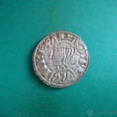 Monedas medievales: DINERO DE VELLÓN. SANCHO IV. CECA MURCIA. (1284-1295). Lote 48416358