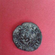 Monedas medievales: ENRIQUE IV. EL IMPOTENTE. 1454-1474. DINERO DEL ROMBO. CECA DE SEVILLA.. Lote 48605123
