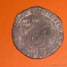 Monedas medievales: MEDIO CUARTILLO ENRIQUE IV SEVILLA. Lote 48943019