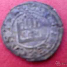 Monedas medievales: VELLON ALFONSO X SIN CECA. Lote 49041467