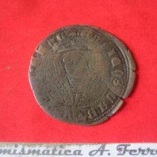 Monedas medievales: CUARTILLO DE ENRIQUE IV. JAEN. #MN. Lote 49155436