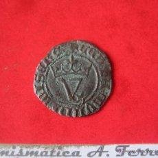 Monedas medievales: BLANCA DEL AGNUS DEI. JUAN I. SEVILLA. #MN. Lote 49158209