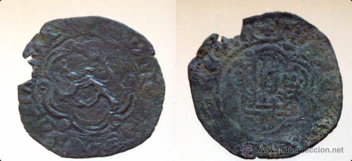 BLANCA DE ENRIQUE III BURGOS (Numismática - Medievales - Castilla y León)