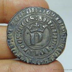 Monedas medievales: MAGNIFICO 1 REAL. PLATA. PEDRO I (EL CRUEL). SEVILLA. PRECIOSA PATINA. MUY RARA EN ESTA CONSERVACIÓN. Lote 49874420