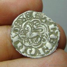 Monedas medievales: NOVEN DE VELLÓN. ALFONSO X. SEVILLA. . Lote 50941381