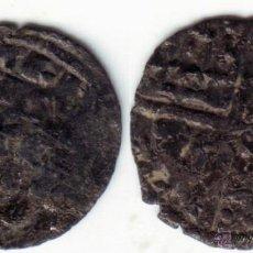 Monedas medievales: MONEDA MEDIEVAL DE VELLON - NOVEN REY ALFONSO XI LEÓN 1312-1350. Lote 50972375