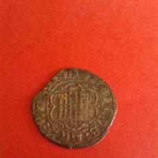 Monedas medievales: ENRIQUE III. EL DOLIENTE. 1390 - 1406. 1 BLANCA. CECA DE SEVILLA.. Lote 51469352
