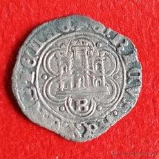 Monedas medievales: BLANCA BURGOS ENRIQUE III. Lote 51788903