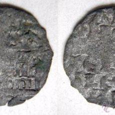 Monedas medievales: ALFONSO X EL SABIO DINERO DE SEIS LINEAS. Lote 52600423