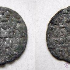 Monedas medievales: ALFONSO X EL SABIO DINERO DE SEIS LINEAS. Lote 52600507