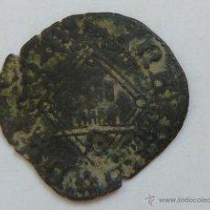 Monedas medievales: ESCASA MONEDA DE UNA BLANCA DEL ROMBO DE ENRIQUE IV EL IMPOTENTE 1454 1474 CECA SEVILLA. Lote 52641984