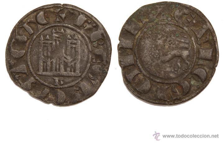PEPIÓN DE FERNANDO IV (1295-1312). CECA: **BURGOS** . (Numismática - Medievales - Castilla y León)