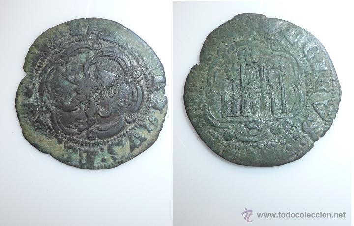 BLANCA DE ENRIQUE III (1390-1406). CECA : **SEVILLA** (Numismática - Medievales - Castilla y León)